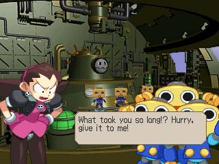Screenshot Thumbnail / Media File 1 for Misadventures of Tron Bonne, The [NTSC-U]